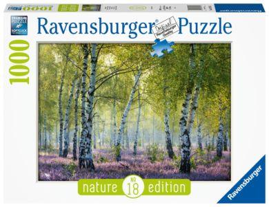 Puslespill 1000 Bjørkeskog Ravensburger