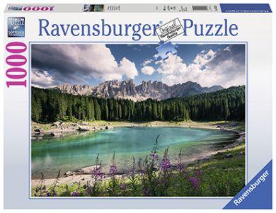 Puslespill 1000 The Dolomites Ravensburger