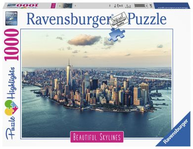 Puslespill 1000 New York Ravensburger