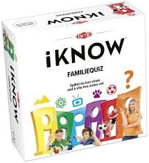 Spill Iknow Familie