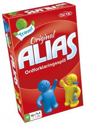 Spill Alias Reisespill