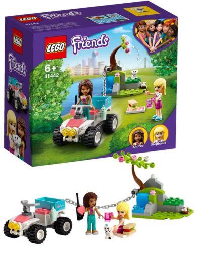 Lego Dyreklinikkens firehjuling 41442