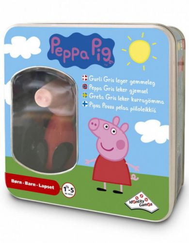 Spill Peppa Gris Leker Gjemsel