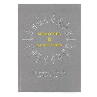 JOURNAL MEMORIES AND MILESTONES
