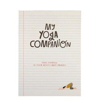 JOURNAL MY YOGA COMPANION