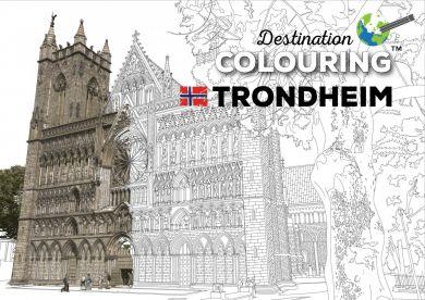 Destination Colouring Trondheim