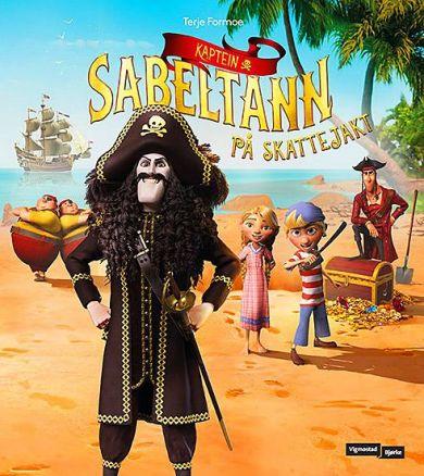 Kaptein Sabeltann på skattejakt