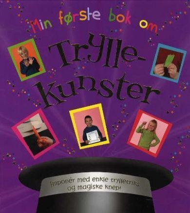 Min første bok om tryllekunster