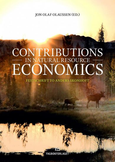 Contributions in natural resource economics
