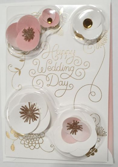 Kort Signature Happy Wedding Day P40