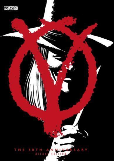 V for Vendetta 30th Anniversary. Deluxe Ed