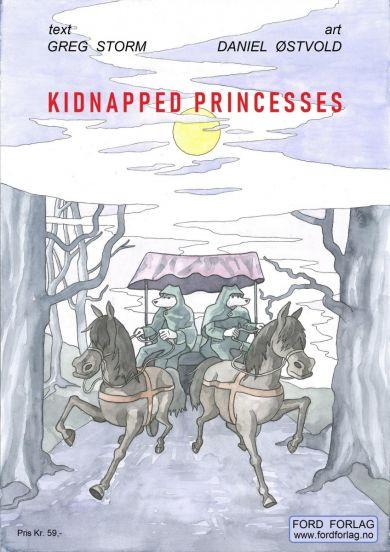 Kidnapped princesses