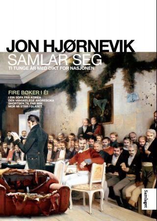 Jon Hjørnevik samlar seg