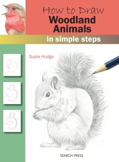 How to Draw: Woodland Animals