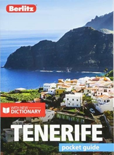 Berlitz Pocket Guide Tenerife (Travel Guide with Dictionary)