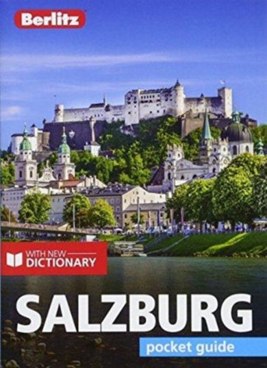 Berlitz Pocket Guide Salzburg (Travel Guide with Dictionary)