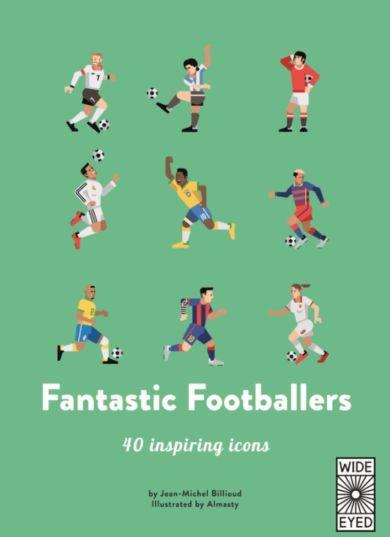 40 Inspiring Icons: Fantastic Footballers