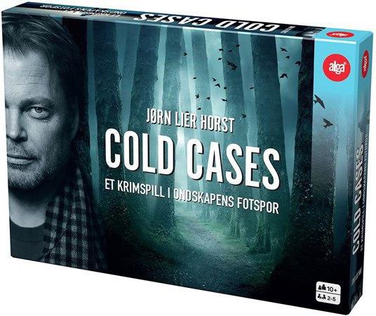 Cold Cases Jørn Lier Horst