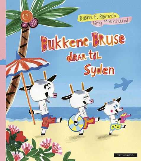 Bukkene Bruse drar til Syden