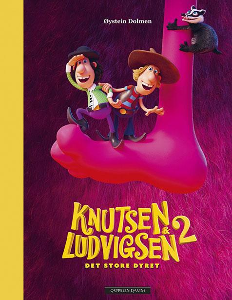 Knutsen & Ludvigsen 2: Det store dyret