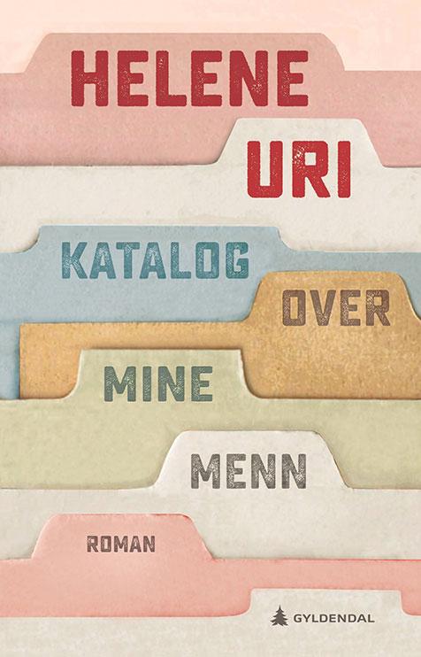 Helene Uri - Katalog over mine menn