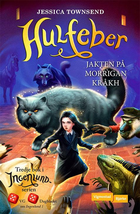 Hulfeber – Jakten på Morrigan Kråkh