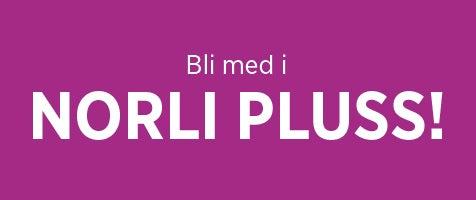 Velkommen til NORLI PLUSS - Kundeklubb