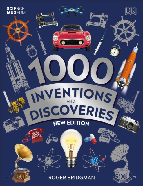 Bilde av 1000 Inventions And Discoveries