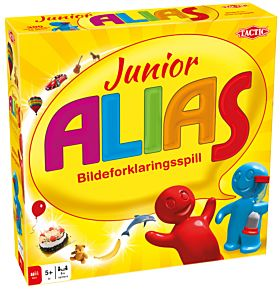 Spill Alias Junior