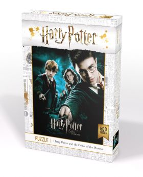 Puslespill 500 Harry Potter Of The Phoenix