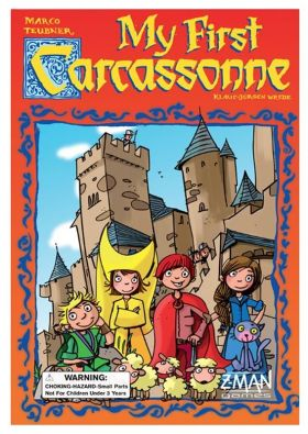 Spill My First Carcassone